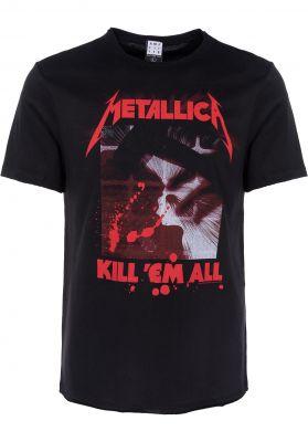 Amplified Metallica Kill Em All