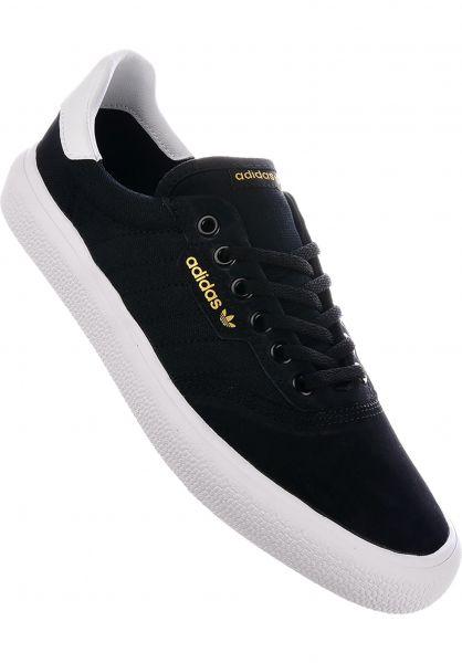 the latest 47b1a 8e798 adidas-skateboarding Alle Schuhe 3MC coreblack-white Vorderansicht