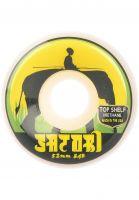 satori-rollen-elephant-top-shelf-urethane-series-conical-shape-84b-white-green-vorderansicht-0135313