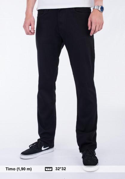 Reell Jeans Razor 2 black Vorderansicht