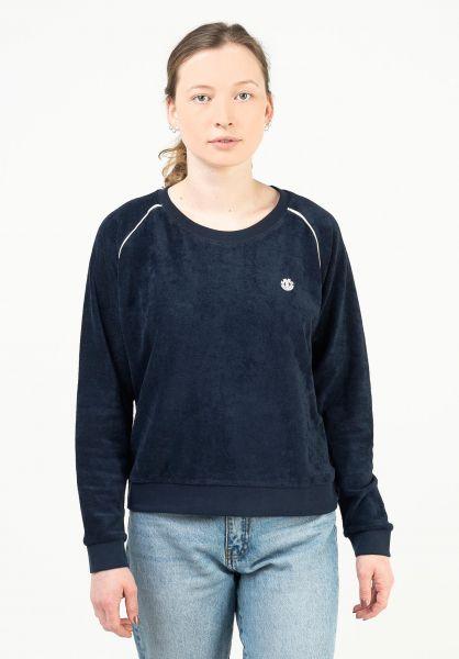Element Sweatshirts und Pullover Mona indigo vorderansicht 0423065