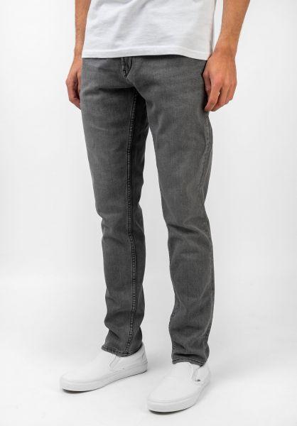 Reell Jeans Spider greyblack vorderansicht 0227065