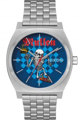 Nixon Time Teller x Bones Brigade