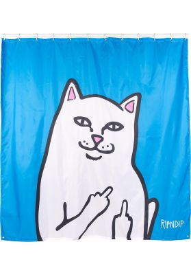 Rip N Dip Lord Nermal Shower Curtain
