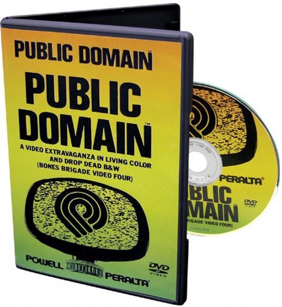 Powell-Peralta Verschiedenes Public-Domain no color Vorderansicht