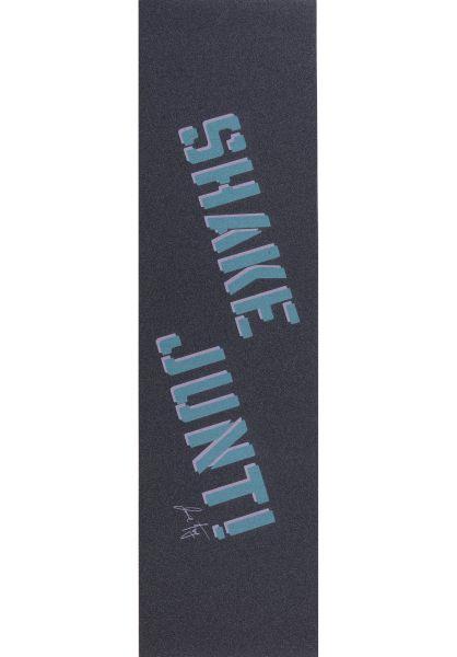 Shake-Junt Griptape Foy black-lightblue vorderansicht 0142299