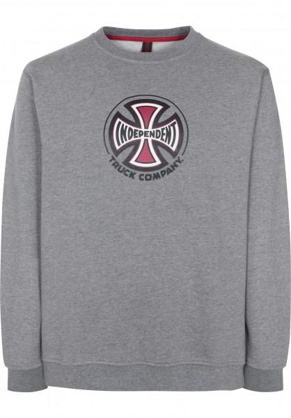 Independent Sweatshirts und Pullover Truck CO darkheather Vorderansicht