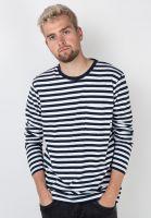 makia-longsleeves-verkstad-navy-white-vorderansicht-0383851