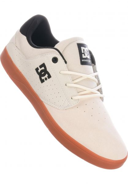 DC Shoes Alle Schuhe Plaza TC gold-cream vorderansicht 0604443