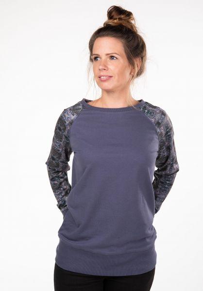 Rules Sweatshirts und Pullover Meena darklavender vorderansicht 0421968
