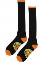 OJ Wheels Socken Elite black Vorderansicht