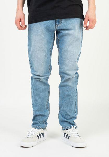 TITUS Jeans Taper Fit blue-bleached vorderansicht 0540982