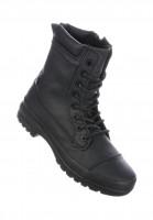 DC Shoes Alle Schuhe Amnesti TX black-black Vorderansicht