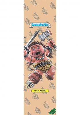 MOB-Griptape Garbage Pail Kids Clear