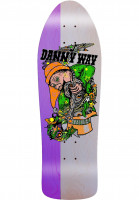 H-Street Skateboard Decks Danny Way Rabbit In The Hat B-Series split-stained-assorted Vorderansicht
