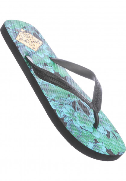 TITUS Sandalen Honolulu turquoise Vorderansicht