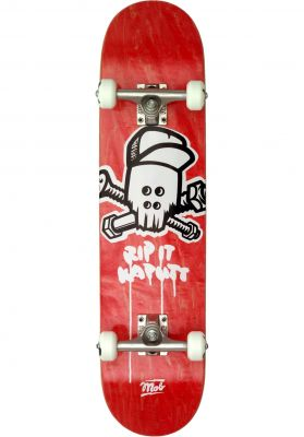 MOB-Skateboards Skull