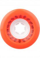Olson-Hekmati-Rollen-Slide-80A-orange-Vorderansicht