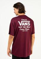 vans-t-shirts-holder-street-classic-burgundy-white-vorderansicht-0321819