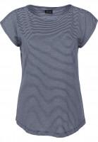 Forvert-T-Shirts-Agnes-blue-white-Vorderansicht