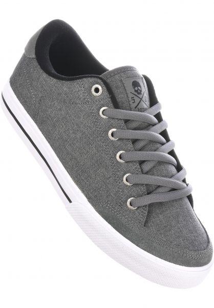 C1RCA Alle Schuhe Lopez 50 charcoal-white Vorderansicht