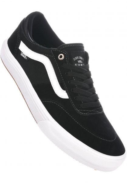 Gilbert Crockett Pro 2 Vans Alle Schuhe in black-white für Herren ... 8afd20cbc
