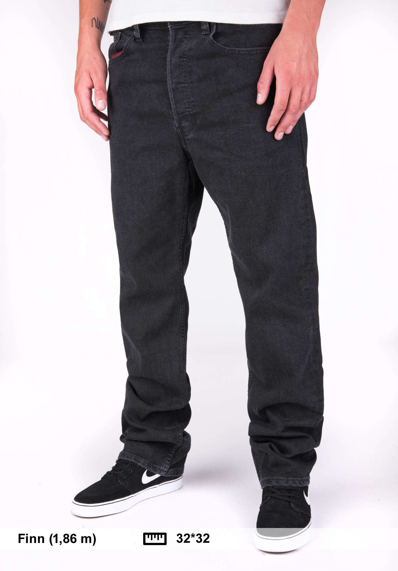 Men Jeans Skate In 501 Original Titus Blackrinse For Levis qaAW1T6