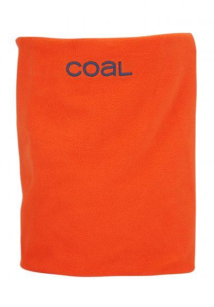 coal Schals The M.T.F. Gaiter orange vorderansicht 0143220
