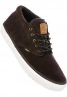 Element Alle Schuhe Preston Fur chocolate Vorderansicht