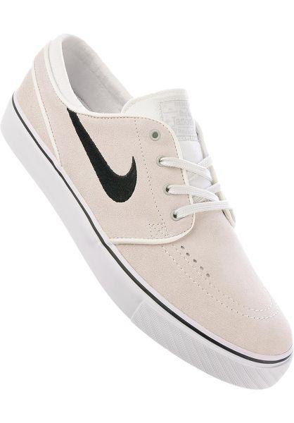 official photos 10521 0262b Nike SB Alle Schuhe Zoom Stefan Janoski summitwhite-black Vorderansicht  0602148
