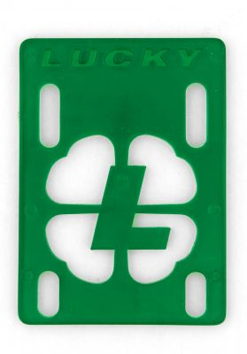 """Lucky 1/8""""-Riser"""