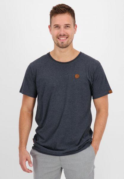 alife and kickin T-Shirts Maddox marine 121 vorderansicht 0320764