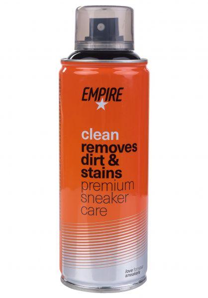 Empire Schuhpflege und Zubehör Clean 200ml no color vorderansicht 0640084