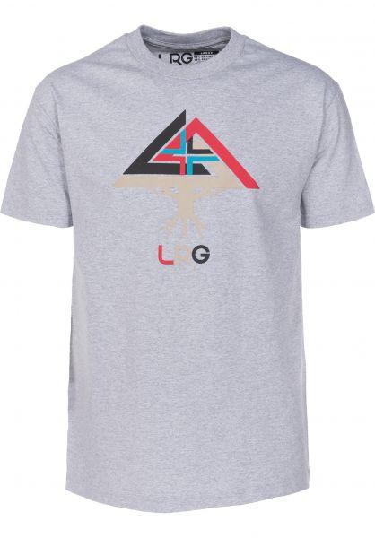 LRG T-Shirts Forward Icon athleticheather Vorderansicht