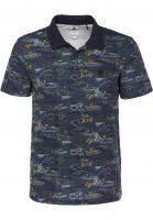 Element Polo-Shirts Colter riverratsblue Vorderansicht