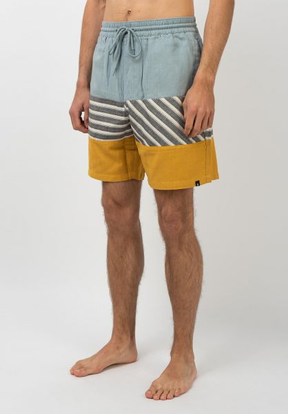 Volcom Beachwear Forzee coolblue vorderansicht 0205388