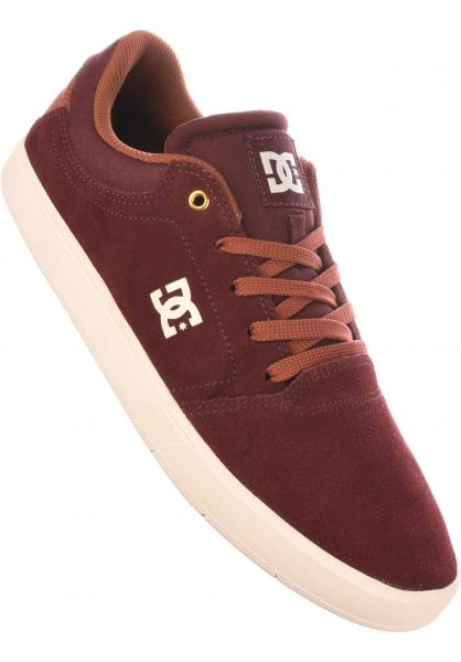 Tan Voor Shoes HerenTitus In Schoenen Burgundy Dc Crisis Alle UpqSzVGM
