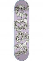 ÿBER Skateboard Decks Laces purple Vorderansicht