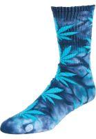 HUF Socken Plantlife Crystal Wash mood-indigo vorderansicht 0631630
