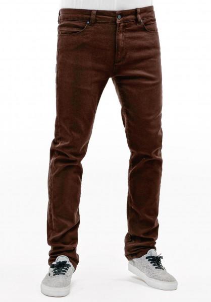Reell Jeans Skin chocolate Vorderansicht
