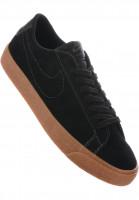 Nike SB Alle Schuhe Zoom Blazer Low black-black-anthracite Vorderansicht