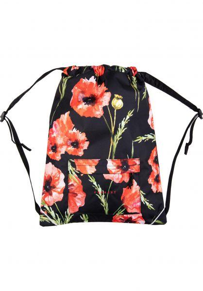 Forvert Taschen Allover Lee black-poppy vorderansicht 0891532