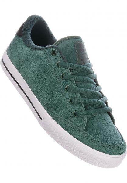 C1RCA Alle Schuhe Lopez 50 darkgreen-white vorderansicht 0603205