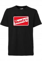 Shortys-T-Shirts-OG-Logo-black-Vorderansicht
