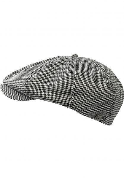Brixton Hüte Brood black-offwhite vorderansicht 0580161