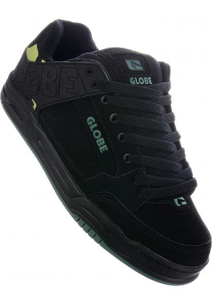 c58db28723f0 Globe Alle Schuhe Tilt black-black-camo Vorderansicht
