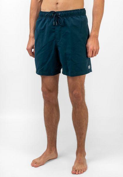 Billabong Beachwear All Day LB navy vorderansicht 0205389