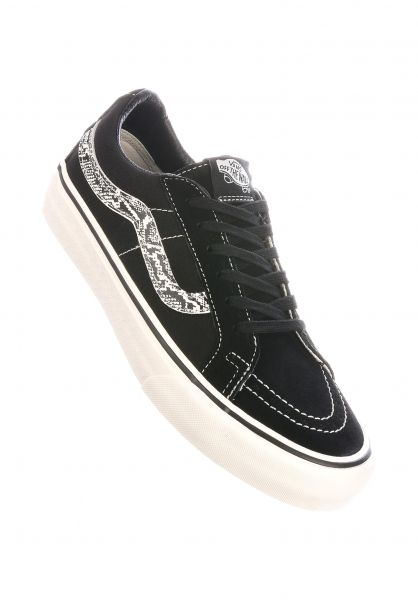 Vans Alle Schuhe SK8-Low snakeblack vorderansicht 0612547
