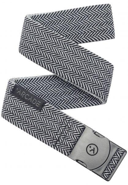 Arcade Gürtel Ranger black-grey vorderansicht 0771588