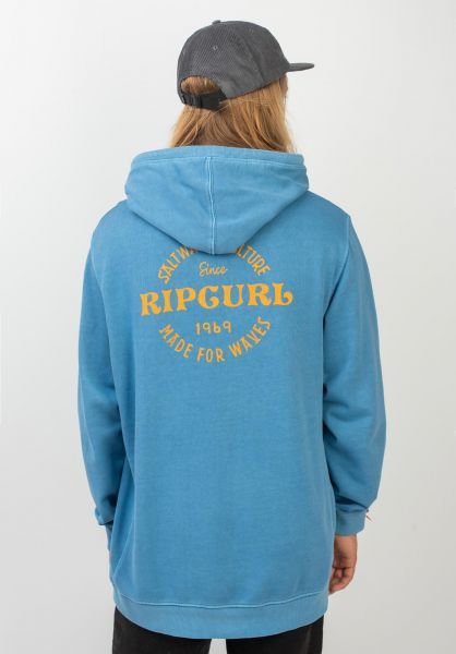 Rip Curl Hoodies Perfecto denimblue vorderansicht 0445532
